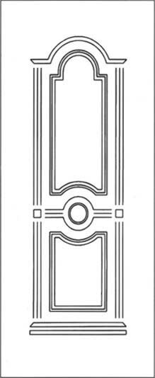 эскизы входные двери на заказ