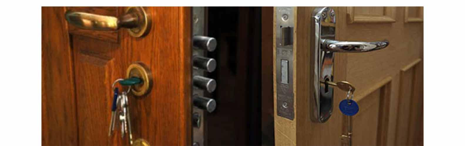 двери входные во внутрь под заказ